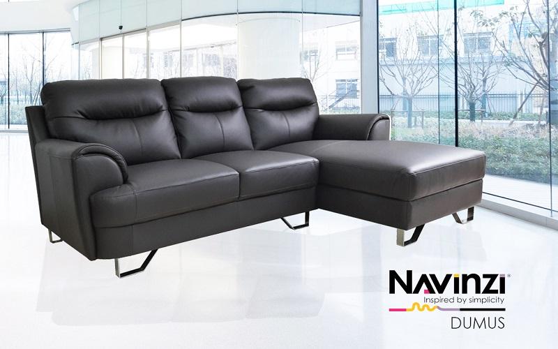 Sofa da Navinzi Dumus - Có 20 màu sắc tùy chọn