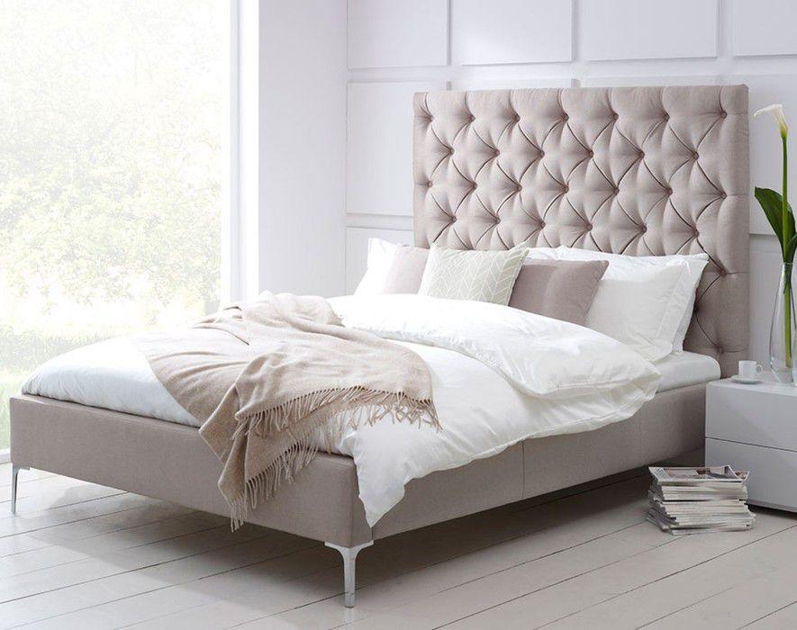 Image result for giường ngủ bọc da